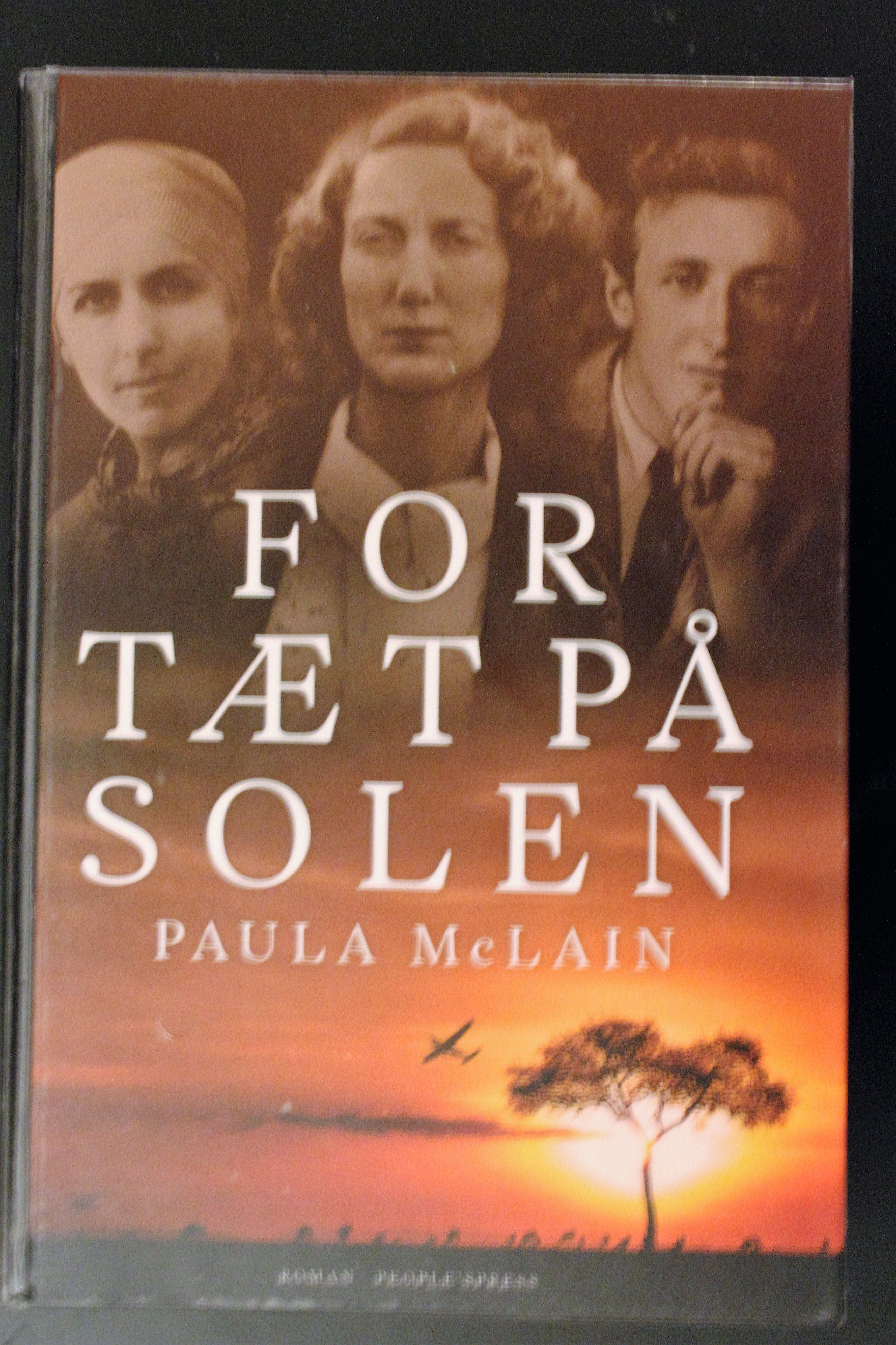 Boganmeldelse For tæt på solen Paula McLain