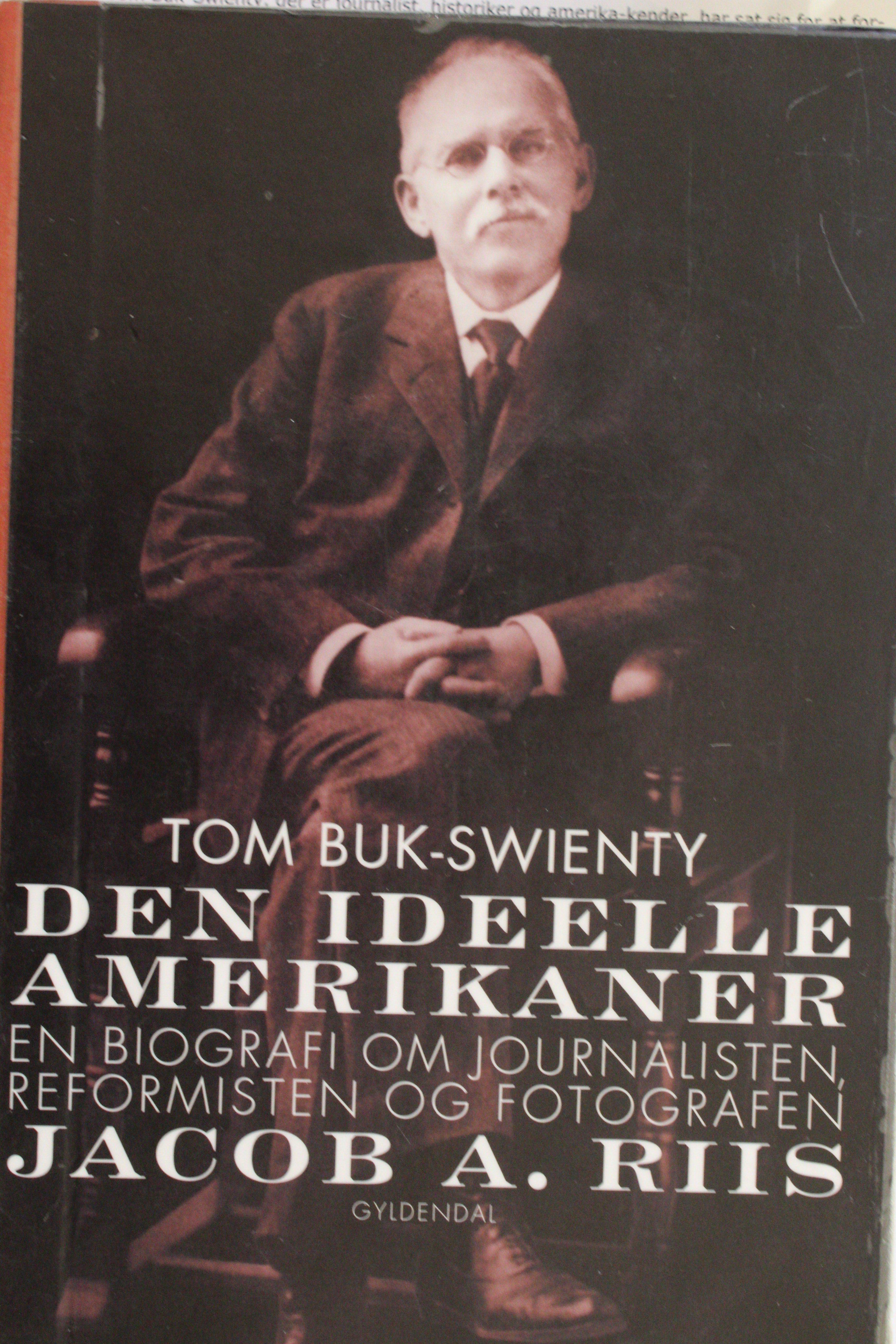 Boganmeldelse Den ideelle amerikaner Tom Buk-Swienty