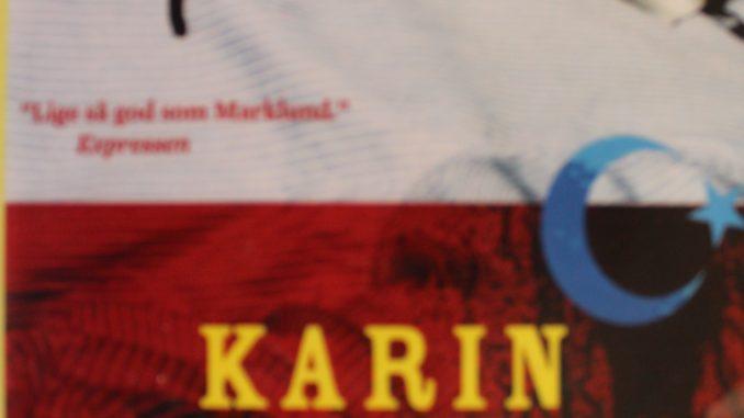 Tæppehandlerens død forfatter Karin Wahlberg