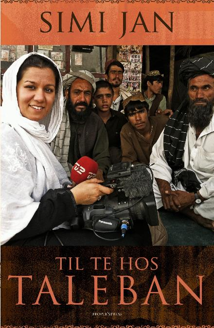 Til te hos Taleban forfatter Semi Jan