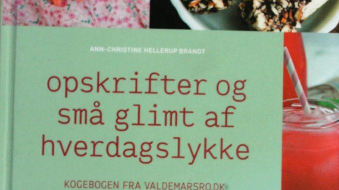 Opskrifter og små glimt af hverdagslykke fra Valdemarsro.dk