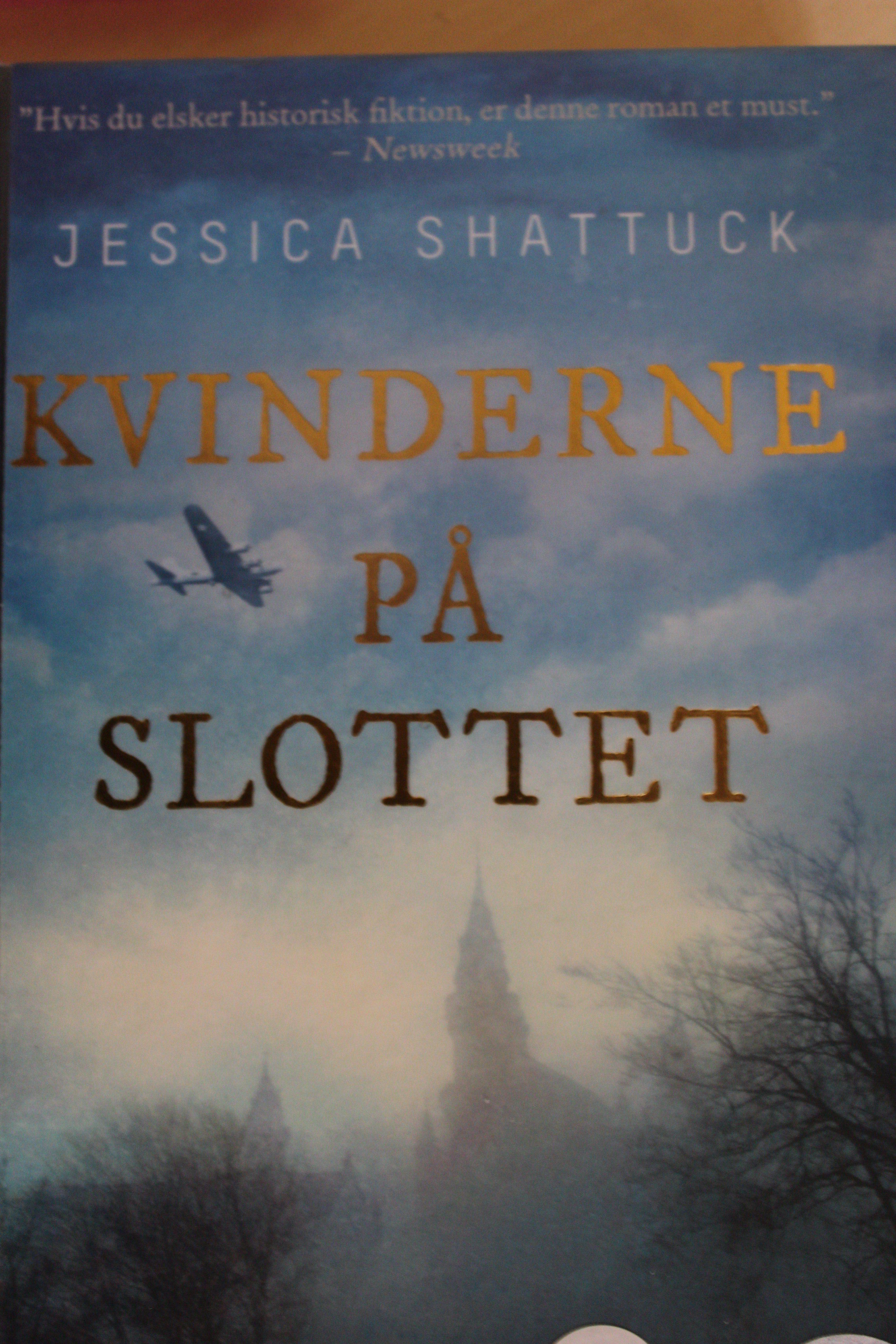 Kvinderne på Slottet forfatter Jessica Shattuck