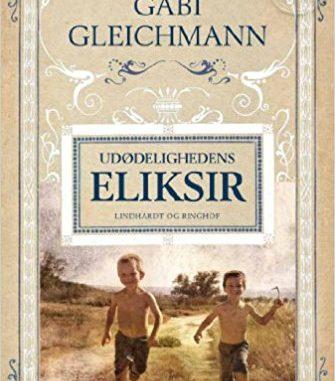 Udødelighedens Eliksir forfatter Gabi Gleichmann