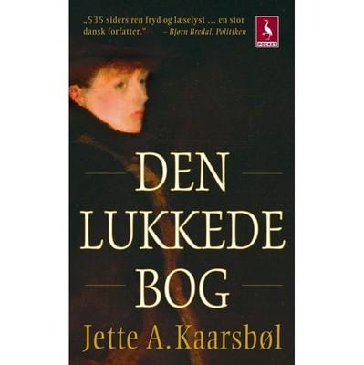 Boganmeldelse Den lukkede bog Jette Kaarsbøl