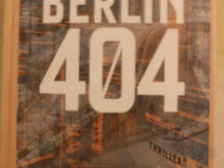 Boganmeldelse Berlin 404 Thomas Clemen