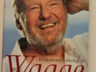 Boganmeldelse Et ekstremt lykkeligt liv Waage Sandø