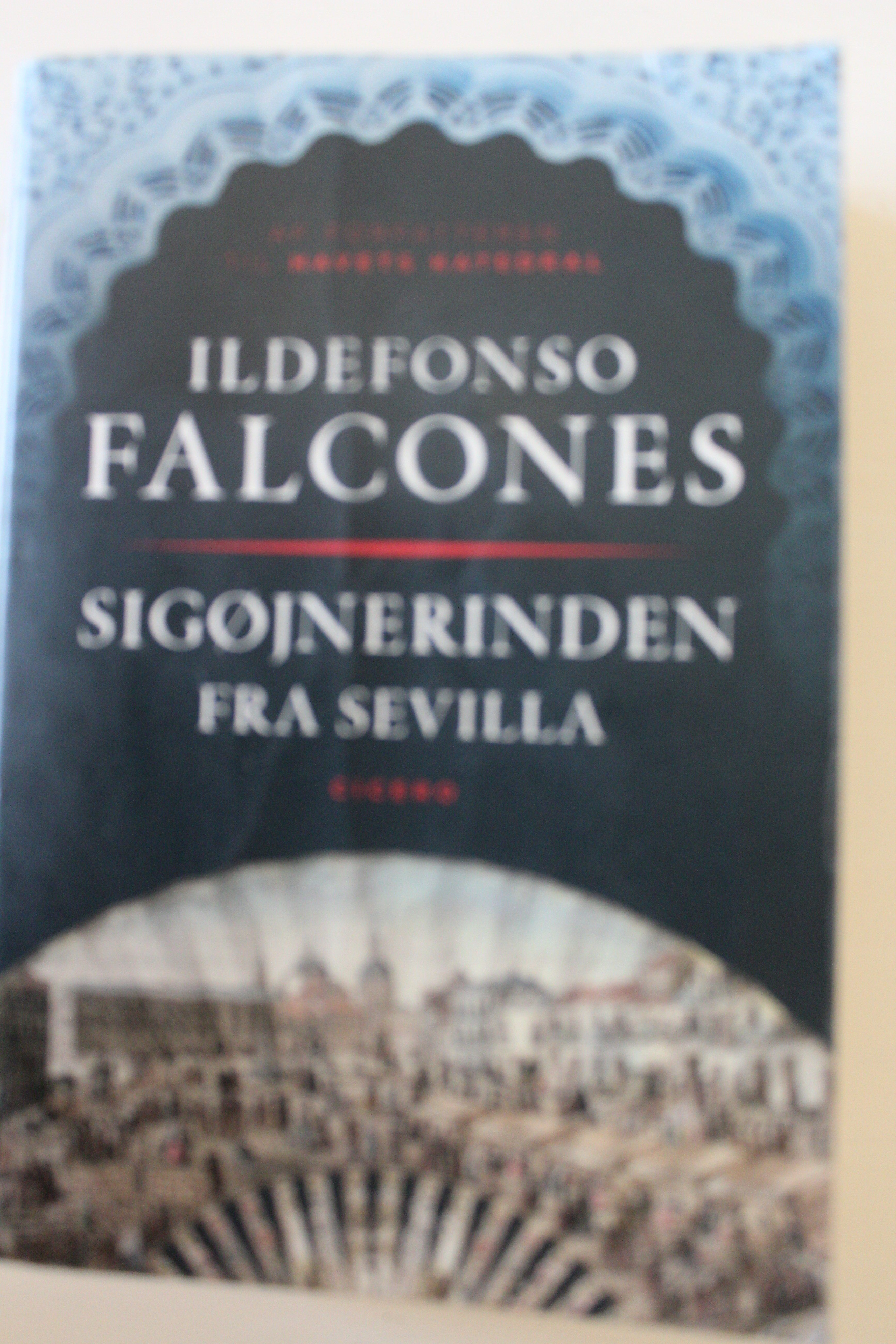 Boganmeldelse Sigøjnerinden af Sevilla Ildefondes Falcones