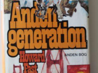 Boganmeldelse Anden generation Howard Fast