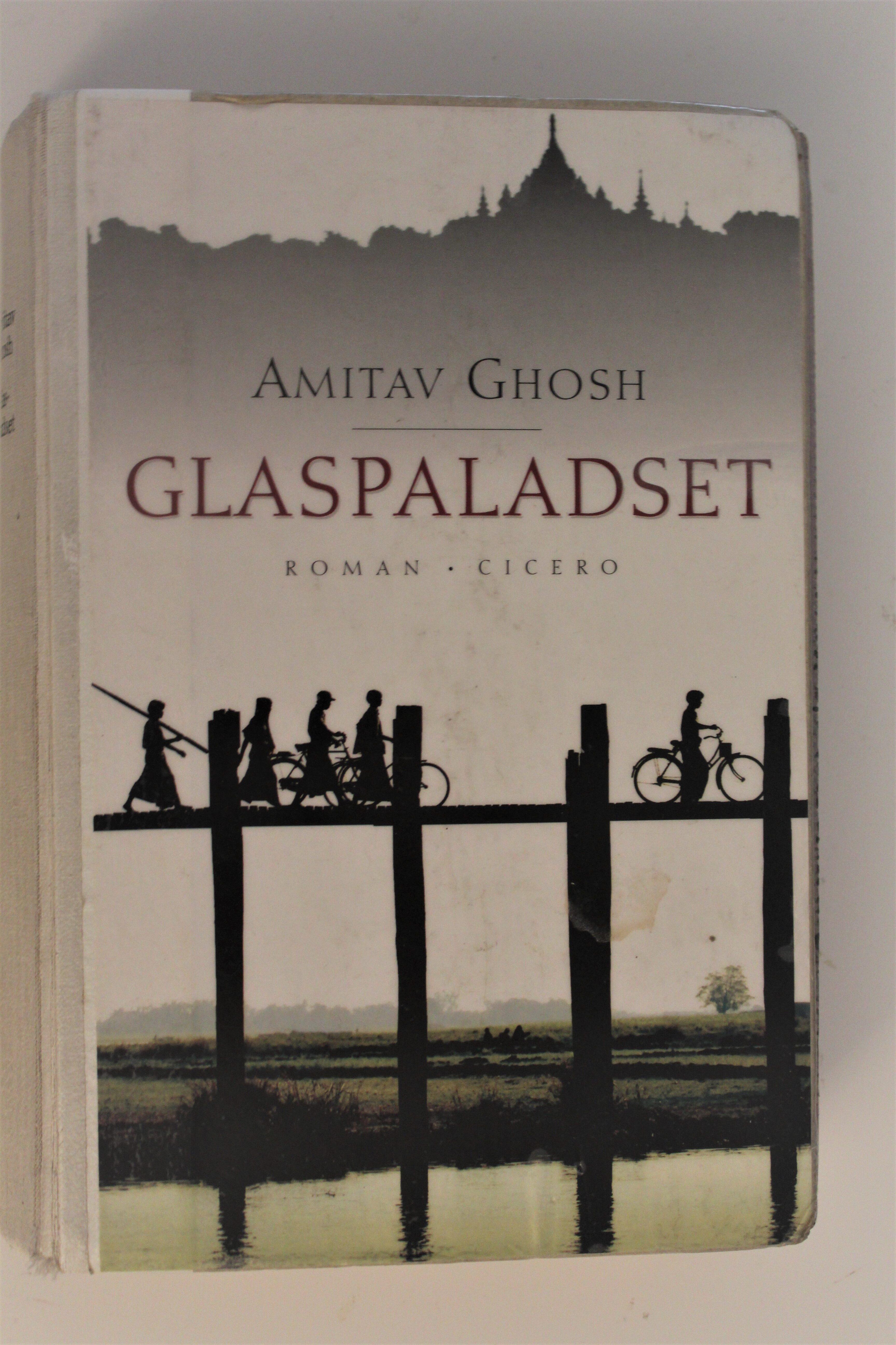 Boganmeldelse af Glaspaladset Amitav Ghosh